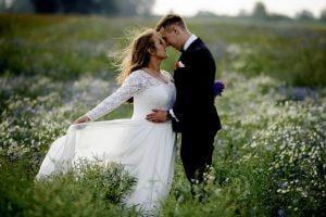 suknie ślubne dla niskich